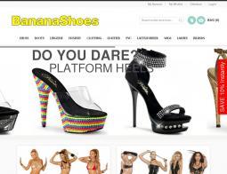 Banana Shoes Discount Code