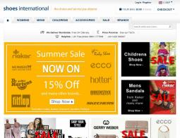Shoes International Discount Code