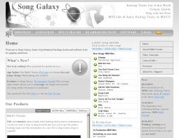 Song Galaxy Coupon