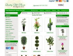Quality Silk Plants Coupon