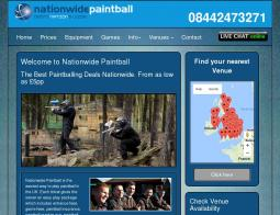Nationwide Paintball Discount Code 2018
