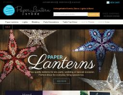 PaperLanternStore Promo Codes