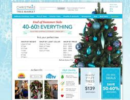 Christmas Tree Market Coupon