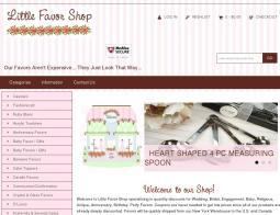 Little Favor Shop Coupon