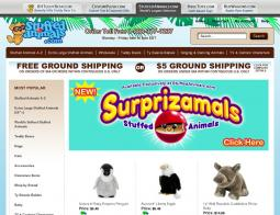 Stuffed Animals Coupon