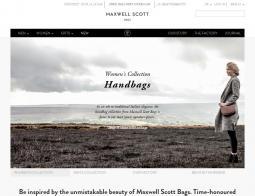 Maxwell Scott Bags Promo Code