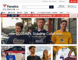Fanatics Promo Codes 2018