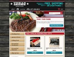 Texas Irons Coupon