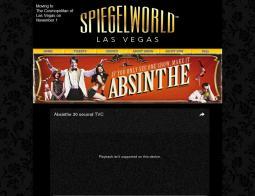 Absinthe Las Vegas Promo Code 2018