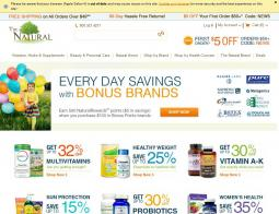 The Natural Online Coupon