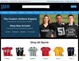 Team Sportswear Coupon