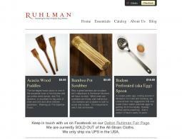 Michael Ruhlman Discount Code