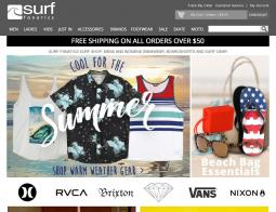 Surf Fanatics Promo Codes 2018