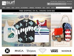 Surf Fanatics Promo Codes