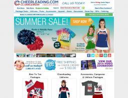 Cheerleading Company Coupon Codes