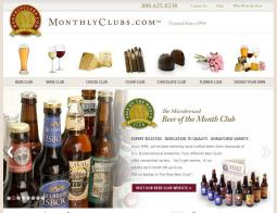 Monthly Clubs Coupon Codes