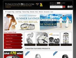 Tungsten World Coupon & Promo Codes