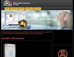 MP4 to MP3 Converter for Mac Promo Codes