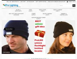 Pro Lighting Shop Promo Codes