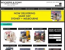 Bockers & Pony Promo Codes