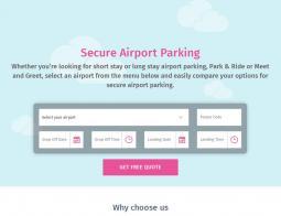 Pink Elephant Parking Promo Codes