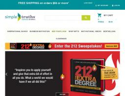 Simple Truths Coupon