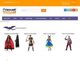 Costume Kingdom Coupon