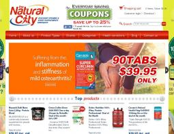 Natural City Promo Codes & Coupons