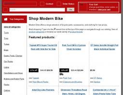 ModernBIKE Promo Codes