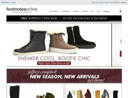Footnotes Online Coupon 2018