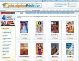 Subscription Addiction Coupons & Promo Codes