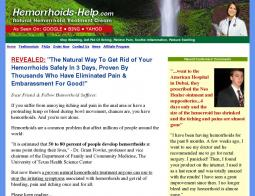Hemorrhoids-Help