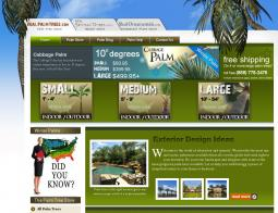 Real Palm Trees Coupon