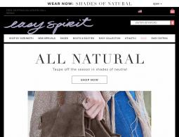Easy Spirit Coupon & Promo Code 2018