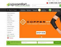 AgeComfort Coupon 2018