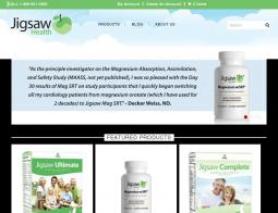 Jigsaw Health Promo Codes 2018