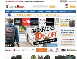 Luggage Base Coupon