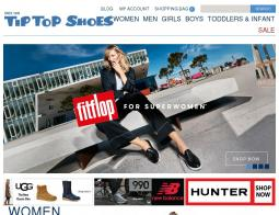 Tip Top Shoes Coupon