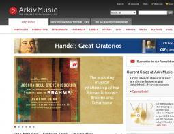 ArkivMusic Coupon