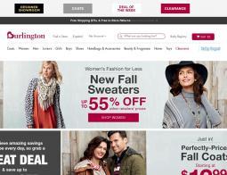 Burlington coat factory Promo Codes