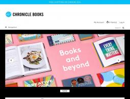 Chronicle Books Coupon