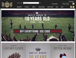 Savile Rogue Promo Code