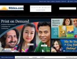 Bibles.com Promo Codes 2018