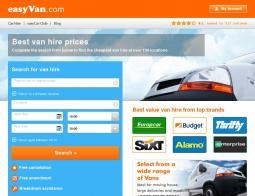 easyVan Discount Code