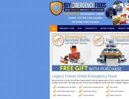 Buy Emergency Foods Coupon