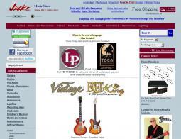Jacks Music Store Coupon