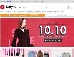 Jollychic.com Promo Codes 2018