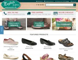 Englin's Fine Footwear Coupon