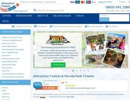 Attraction Tickets Direct Voucher Code