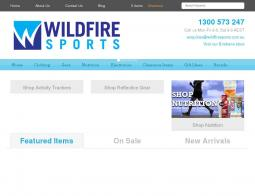 Wildfire Sports Coupon